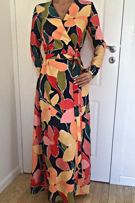 Sukienka kimonowa Eva 1