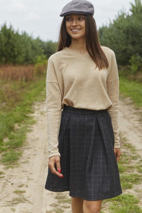Sweter Mila Wełniany 2