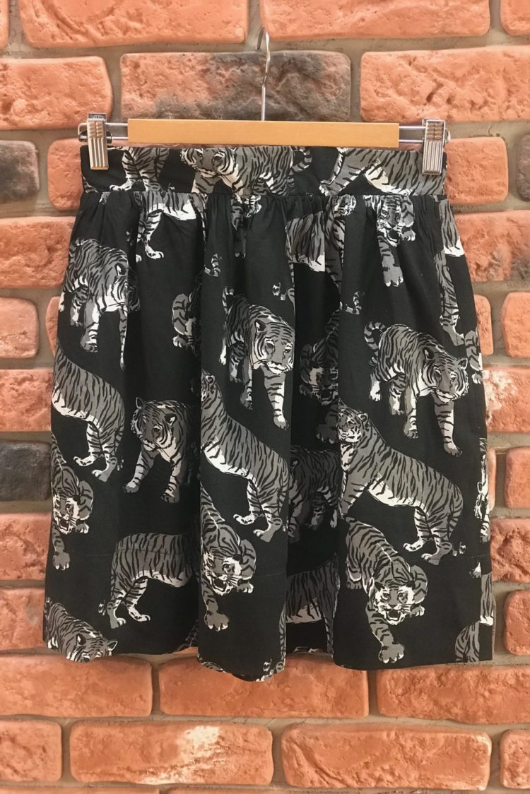 Spódnica Tygrysy MINI