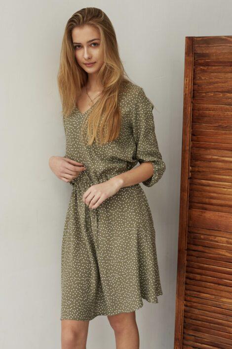 Sukienka Paloma Grochy